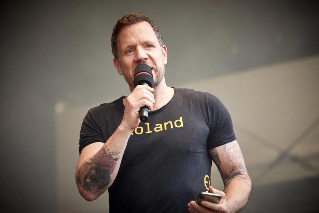 Keynote Speaker Roland Kanwicher